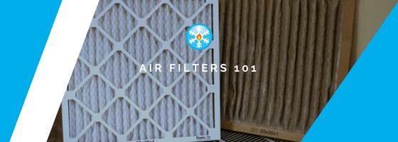 Air Filters 101