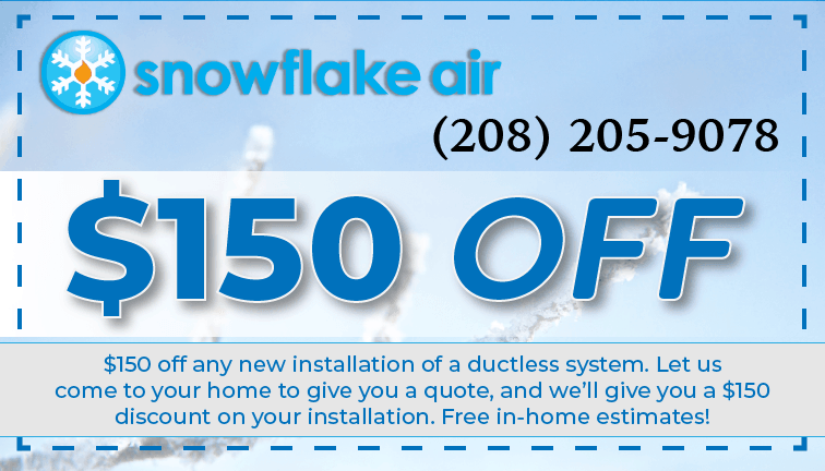 Snowflake Air | Your Treasure Valley Heating & Cooling Company