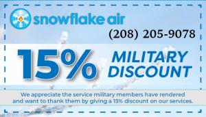 SFA military discount