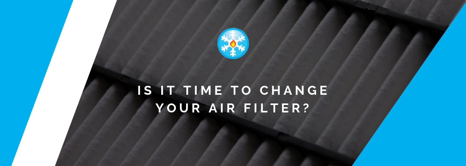 Is It Time To Change Your Air Filter Meridian Hvac