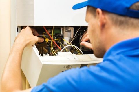 annual maintenance for a furnace in Kuna, ID