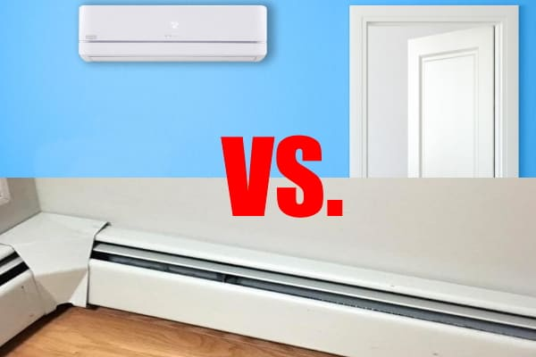 Mini Splits Vs. Baseboard Heat for Eagle, ID Homes